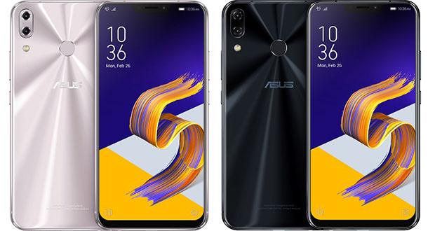 مشخصات فنی ایسوس زنفون 5 زد (Asus Zenfone 5Z)