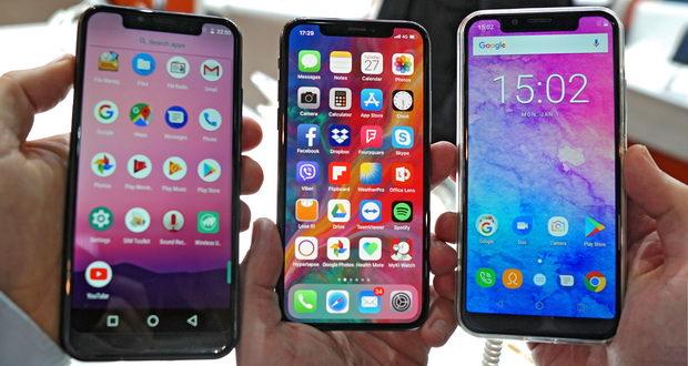 تولید گوشی های شبیه آیفون ایکس بدون هیچ دلیل مناسبی در حال گسترش است!