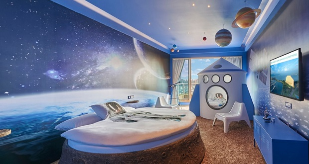 تا سال 2021 دو هتل فضایی شرکت Bigelow Aerospace میزبان مسافران خواهند بود