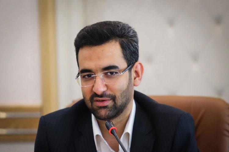 جهرمی: ایران از نظر رشد شاخصهای فناوری اطلاعات دومین کشور دنیا است