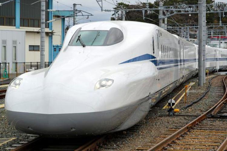 جدیدترین قطار فوق سریع ژاپن رونمایی شد