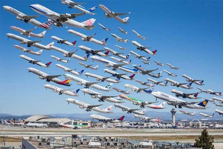 پرترافیک ترین فرودگاه های جهان کدامند؟