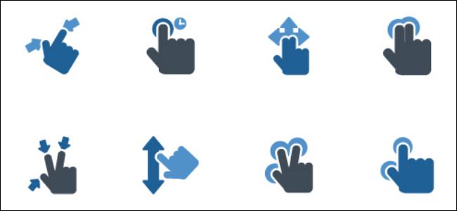 ۷ حرکت ( Gestures ) جدید در اندروید که باید بدانید