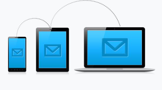 ۵ روش برای بهینه سازی ایمیل برای موبایل و دستگاه های همراه