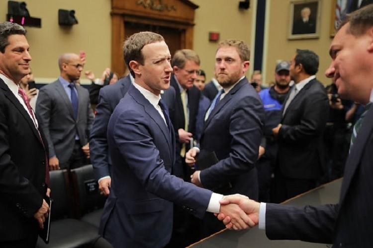 ۳.۳ میلیون دلار هزینه لابیگری فیسبوک در سه ماه