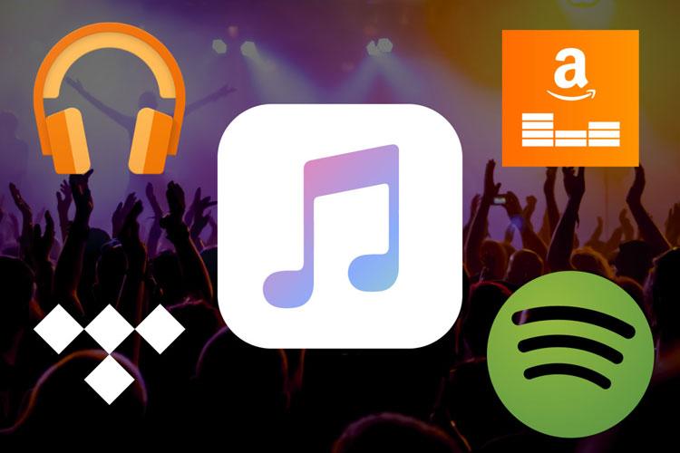 سرویس های استریم ۴۳ درصد از درآمد حوزه موسیقی را کسب کردهاند