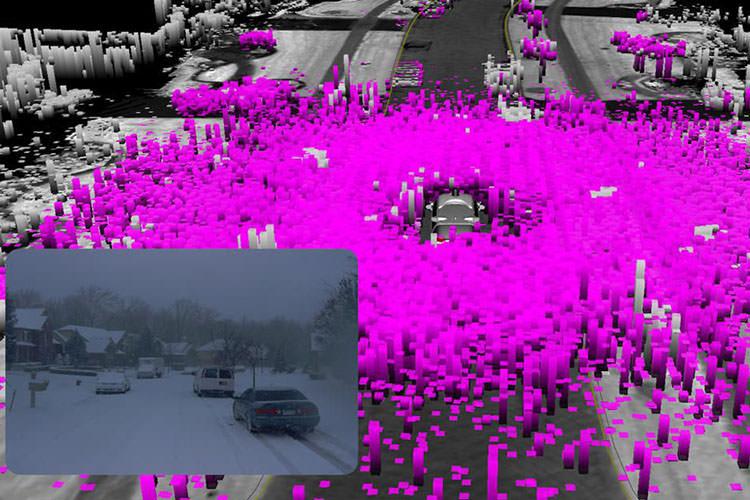 خودروهای خودران ویمو با فناوری یادگیری ماشین سفری ایمن را رقم میزنند