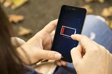 هوای سرد با باتری موبایل شما چه میکند؟