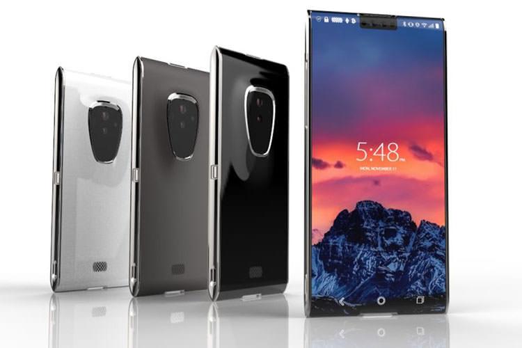 گوشی فینی برای محافظت از ارزهای رمزنگاری شده به بازار میآید
