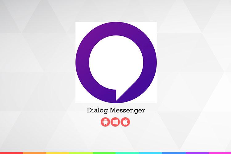 زوماپ: Dialog Messenger؛ پیامرسانی که رؤیای تلگرام را در سر میپرواند