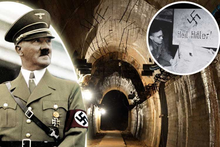 هدف از پروژه ریزه ارتش نازی چه بود؟