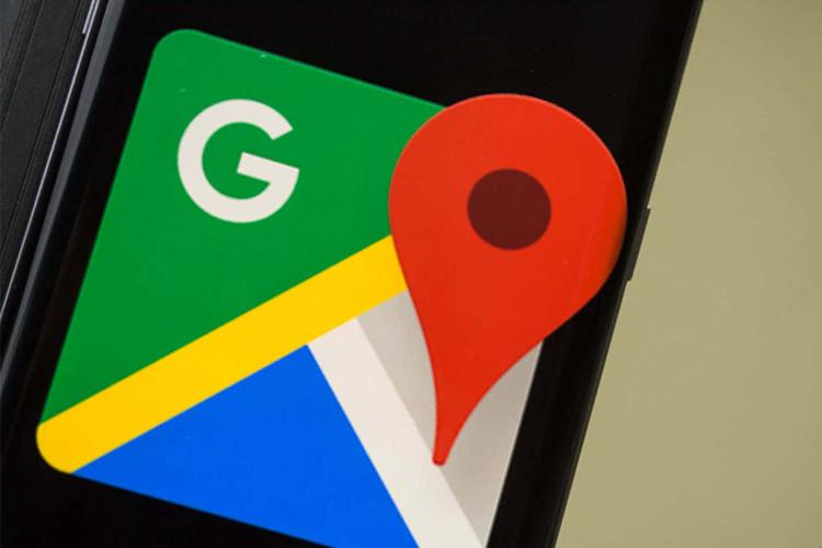 گوگل، اسکرول بار شناور را به گوگل مپ اضافه میکند
