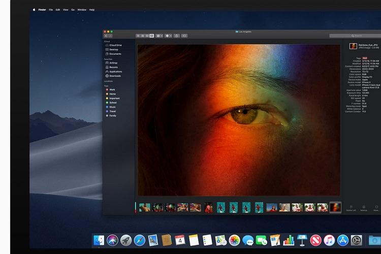 سیستم عامل macOS موهاوی از مک های ساخت قبل از ۲۰۱۲ پشتیبانی نمیکند