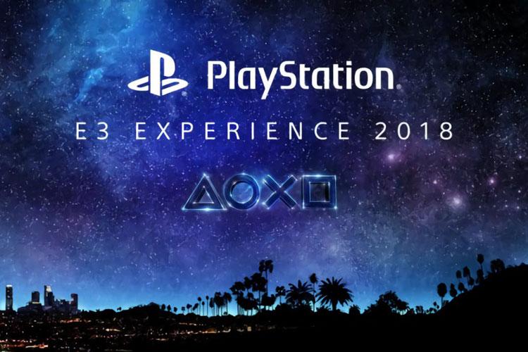 پوشش زنده ویدیویی زومجی از کنفرانس سونی در E3 2018