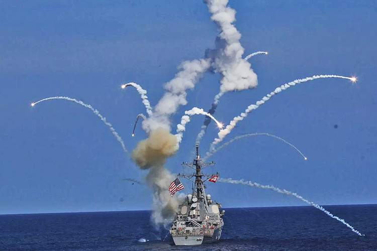 حمله هکرهای چینی به نیروی دریایی آمریکا