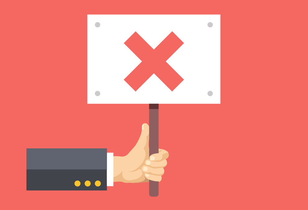 آموزش فروش: هنگامی که مشتری به خرید از رقبا تهدیدتان می کند، مرتکب این اشتباه مبتدیانه نشوید