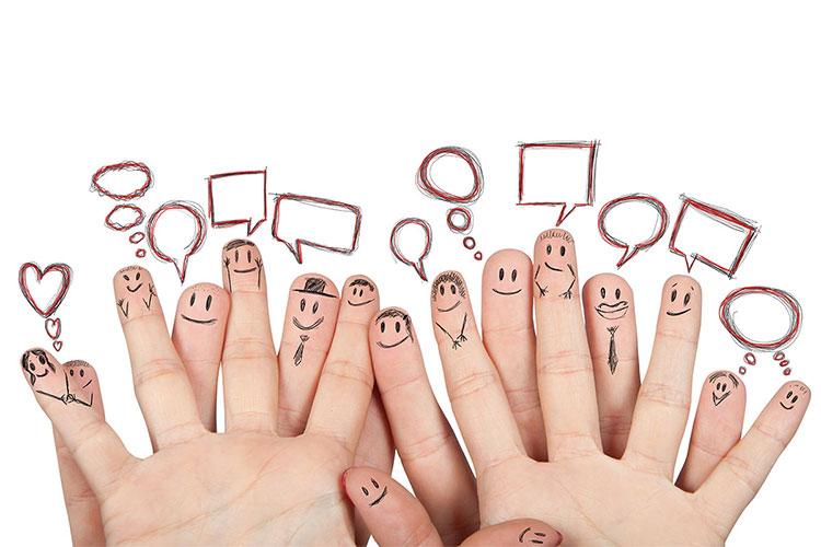تشخیص مشکلات سلامت روانی با بررسی تعاملات اجتماعی