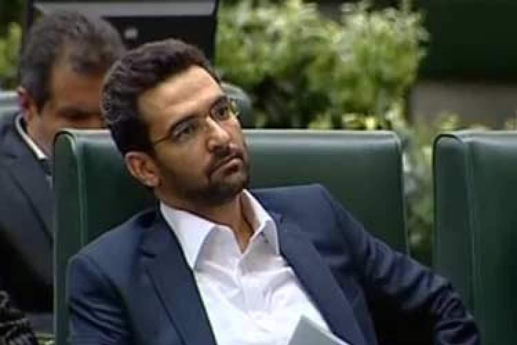 وزیر ارتباطات به مجلس میرود