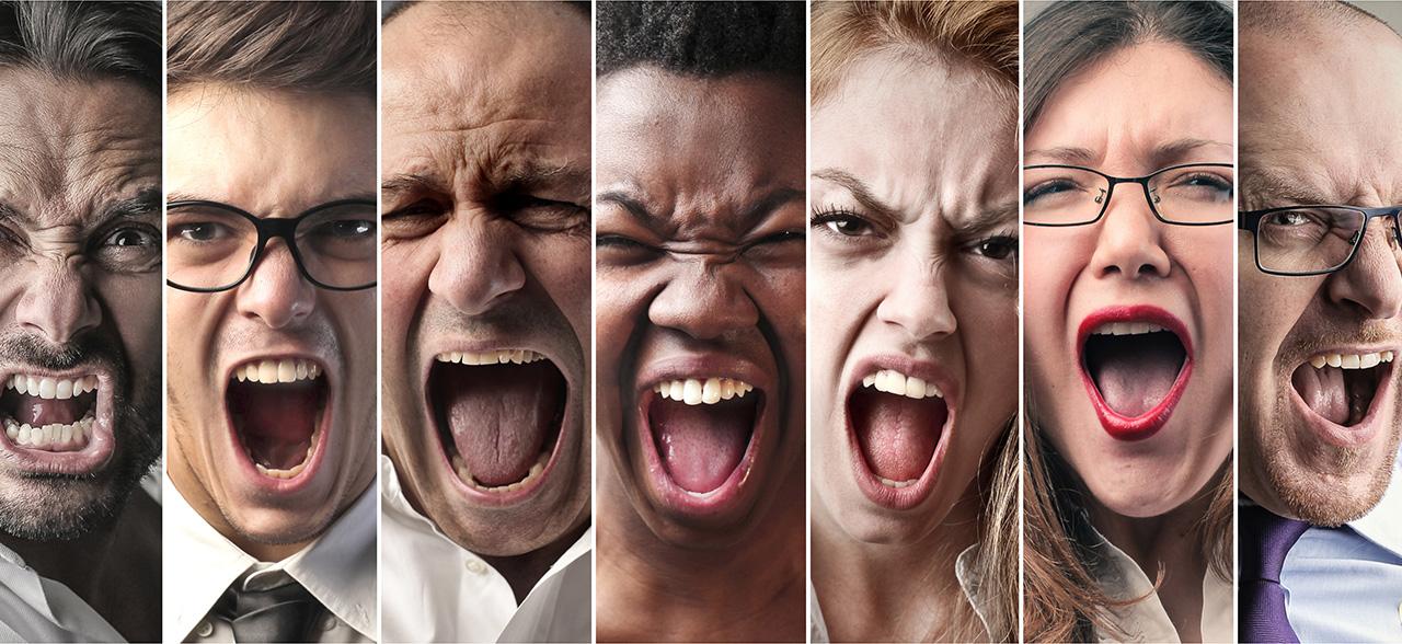 مدیریت خشم : ۱۰ راهکار ساده ولی قدرتمند در کنترل عصبانیت و خشم