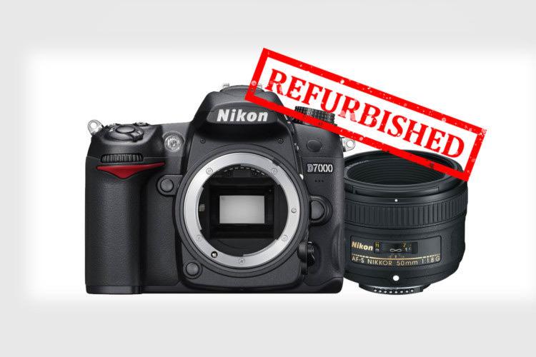 آموزش نحوه بررسی ریفربیشد بودن دوربین عکاسی نیکون