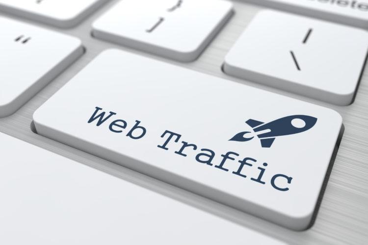 افزایش ترافیک سایتهایی که سئو بهینه ندارند
