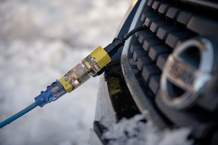 ابتکار جالب Q-Plug برای گرم کردن پیشرانه در زمستان