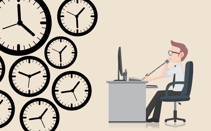 ساعت کاری مناسب در روز چه مقدار است؟