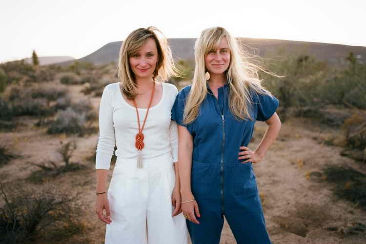 خواهران کارآفرین که تجربیات هنری خود را به شرکت جهانی تبدیل کردند