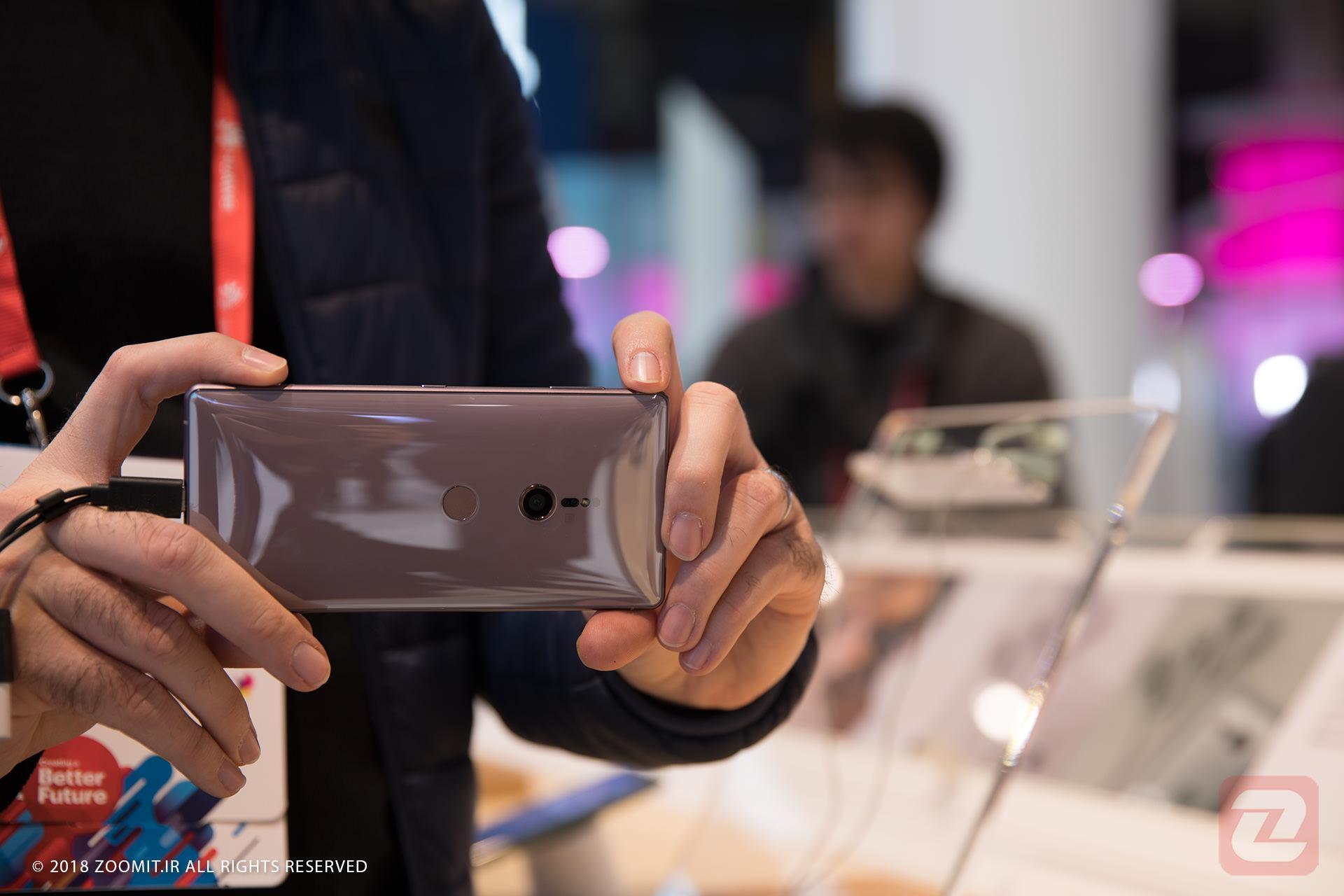 سونی سنسور ۴۸ مگاپیکسلی IMX586 را برای گوشی های هوشمند معرفی کرد