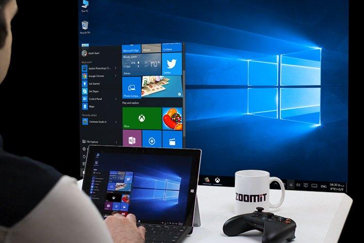 مایکروسافت آزمایش آپدیت بزرگ بعدی ویندوز 10 را آغاز کرده است