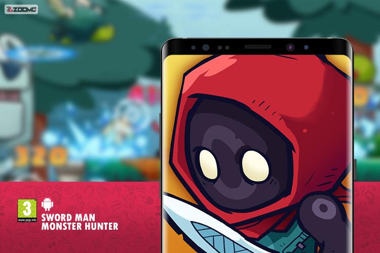 معرفی بازی موبایل Sword Man: شمشیرزنی با تم فانتزی