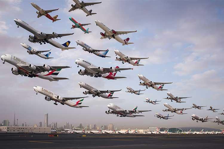 پرترافیک ترین مسیر هوایی جهان کجاست؟