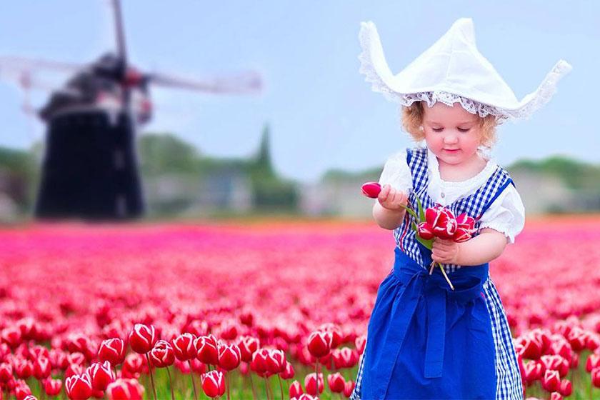با فرهنگ هلندیها بیشتر آشنا شوید
