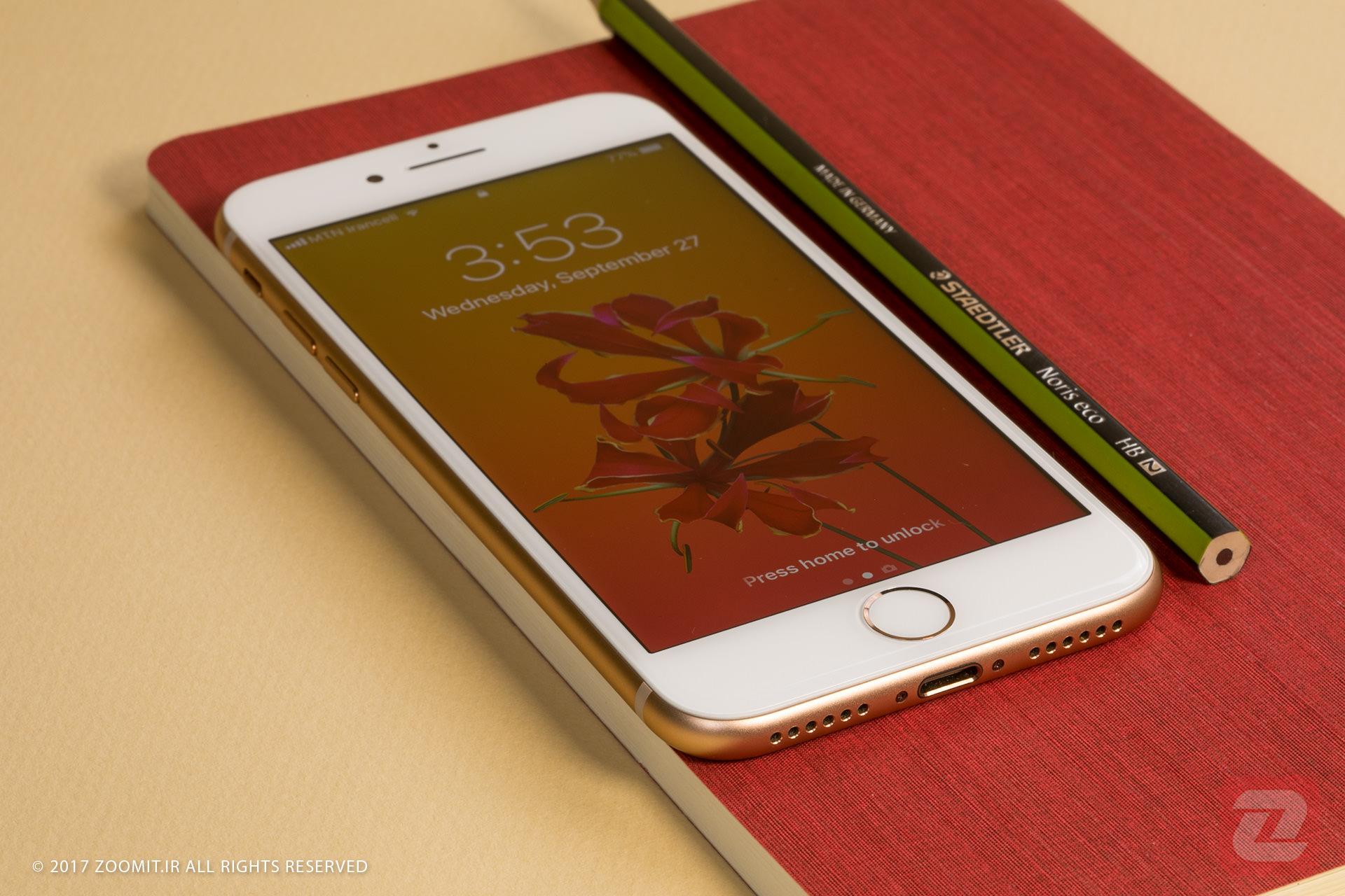اپل در طرح تعمیر رایگان، گوشیهای آیفون 8 معیوب را بدون هزینه تعمیر میکند