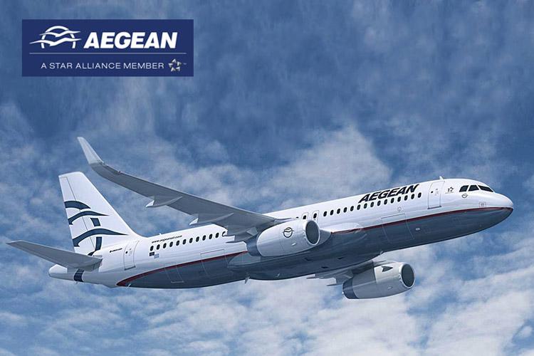 توقف پروازهای هواپیمایی ایجین به ایران