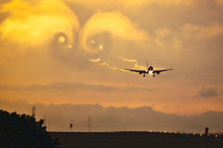 آیا چاله هوایی خطرناک است؟
