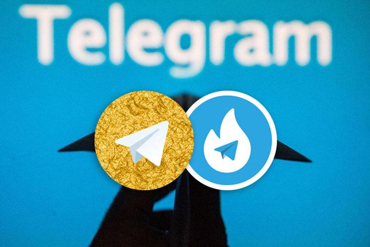 هاتگرام و تلگرام طلایی تا آذرماه اجازه فعالیت دارند [بهروزسانی: اظهار نظر خرمآبادی]