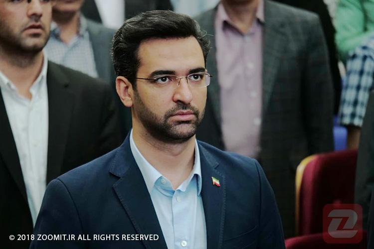 جهرمی:در جریان سرورهای هاتگرام نیستم؛ دستوری برای فیلتر تلگرام فارسی نداریم
