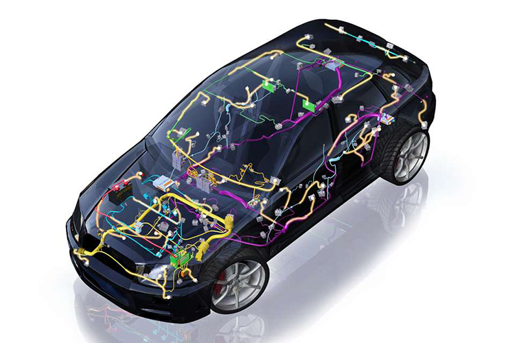واحد ECU یا کامپیوتر خودرو چیست و چگونه کار میکند