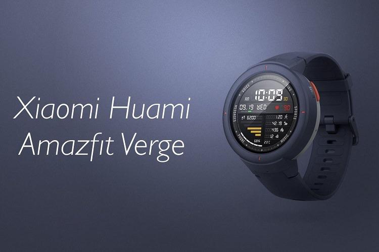 Amazfit Verge معرفی شد: ساعت هوشمند شیائومی با نمایشگر OLED و ردیاب ضربان قلب