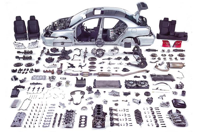 مشکل ترخیص مواد اولیه برای قطعات خودرو حل شد