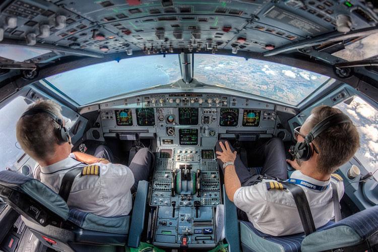 در کابین خلبان ایرباس A220 چه میگذرد؟