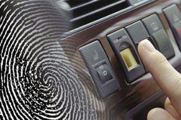 حسگر اثر انگشت و تشخیص چهره در خودروها استفاده میشود