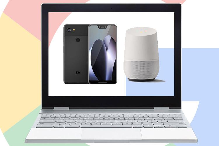 گوگل و حاکمیت مطلق بر دنیای فناوری؛ بخش سوم: سختافزار