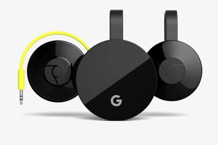 فروش اتفاقی نسل سوم کروم کست گوگل در بست بای