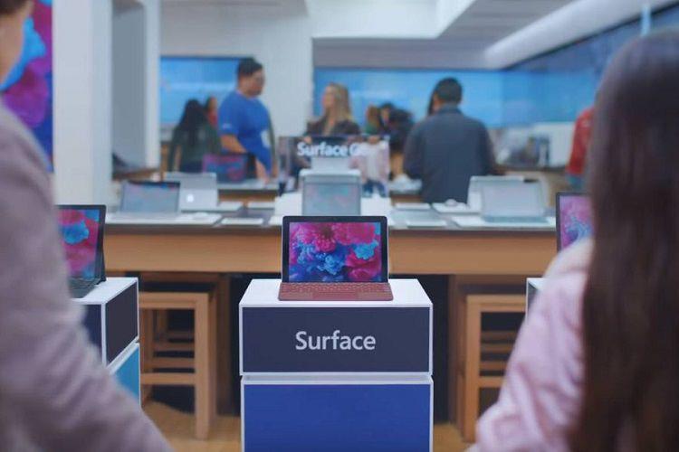 مایکروسافت آیپد را رایانهای واقعی نمیداند
