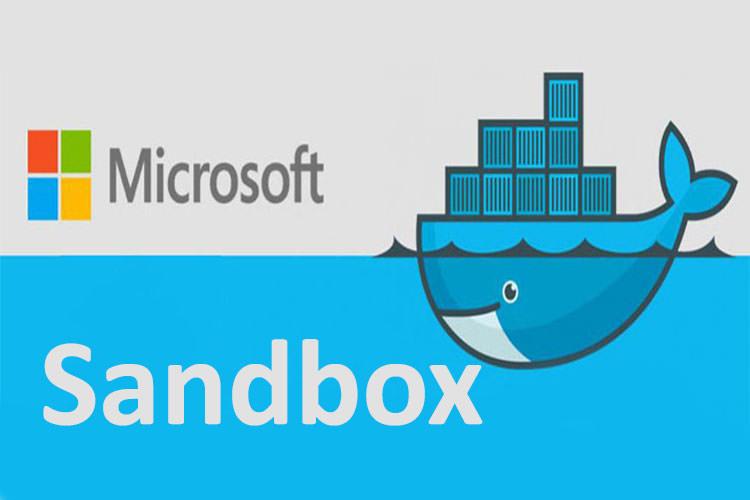 مایکروسافت رسما سرویس Sandbox ویندوز 10 را رونمایی میکند