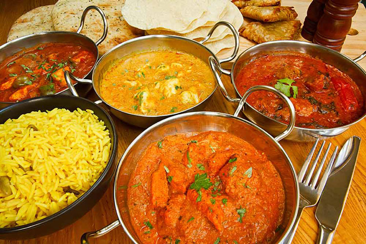 بهترین غذاهای هندی را بشناسید