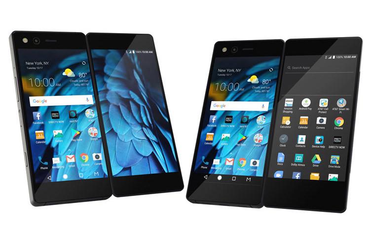پتنت جدید ZTE خبر از گوشی هوشمند تاشدنی میدهد