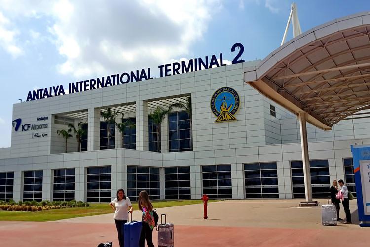 با فرودگاه بین المللی آنتالیا آشنا شوید